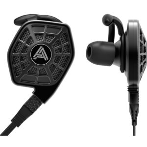 Audeze iSine10 Headphones both