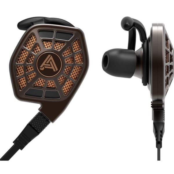 Audeze iSine20 Headphones both